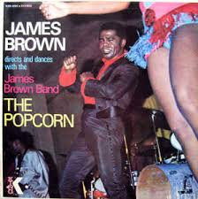 James Brown - Directs and dances with the james brown band