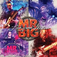 Mr Big - Live from Milan
