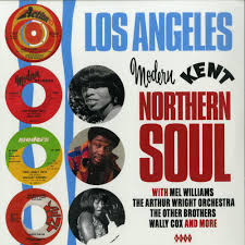 los angeles modern and kent - northern soul