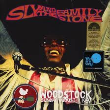 Sly and the Family Stone - Woodstock