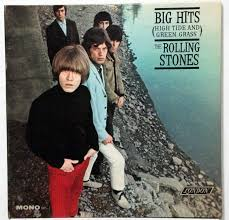 The Rolling Stones - Big hits: High Tide and Green Grass