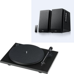Pro-Ject Primary E Phono / Edifier R1700BT  Package Deal