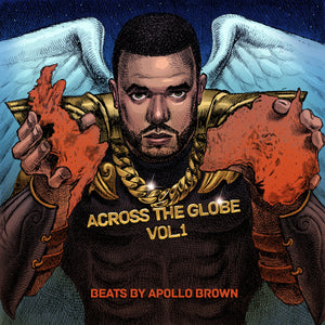 Apollo Brown - Across the Globe vol 1
