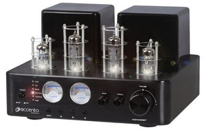 Accento Tube Hybrid Bluetooth 90W Amplifier