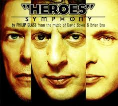 David Bowie & Philip Glass - Heroes Symphony