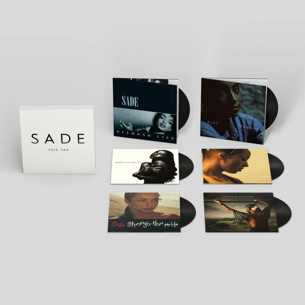 Sade - This Far 6LP Box Set