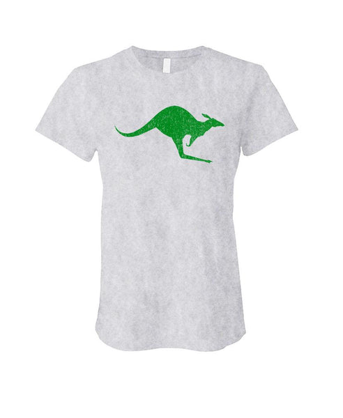KANGAROO - Cotton LADIES T-Shirt (ladies)