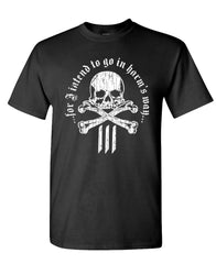 IN HARMS WAY 3 PERCENTER - Unisex Cotton T-Shirt Tee Shirt (tee)