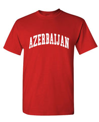 AZERBAIJAN - Homeland Country Pride - Unisex Cotton T-Shirt Tee Shirt (tee)