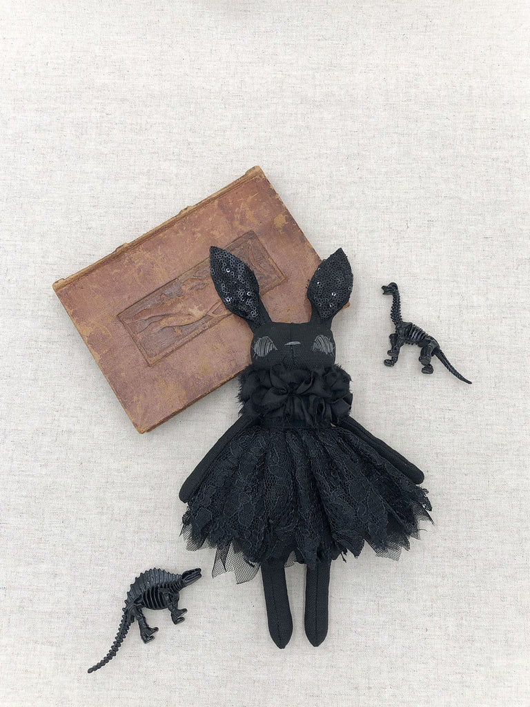 Couture Witchy Bunny