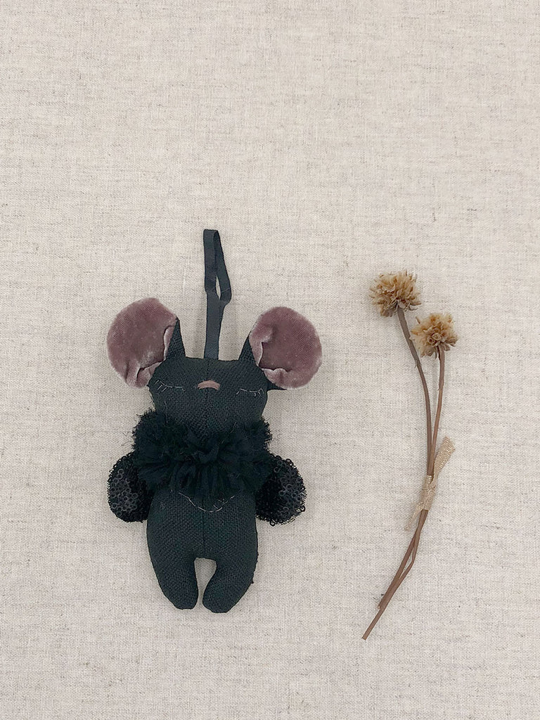 Couture Black Mouse