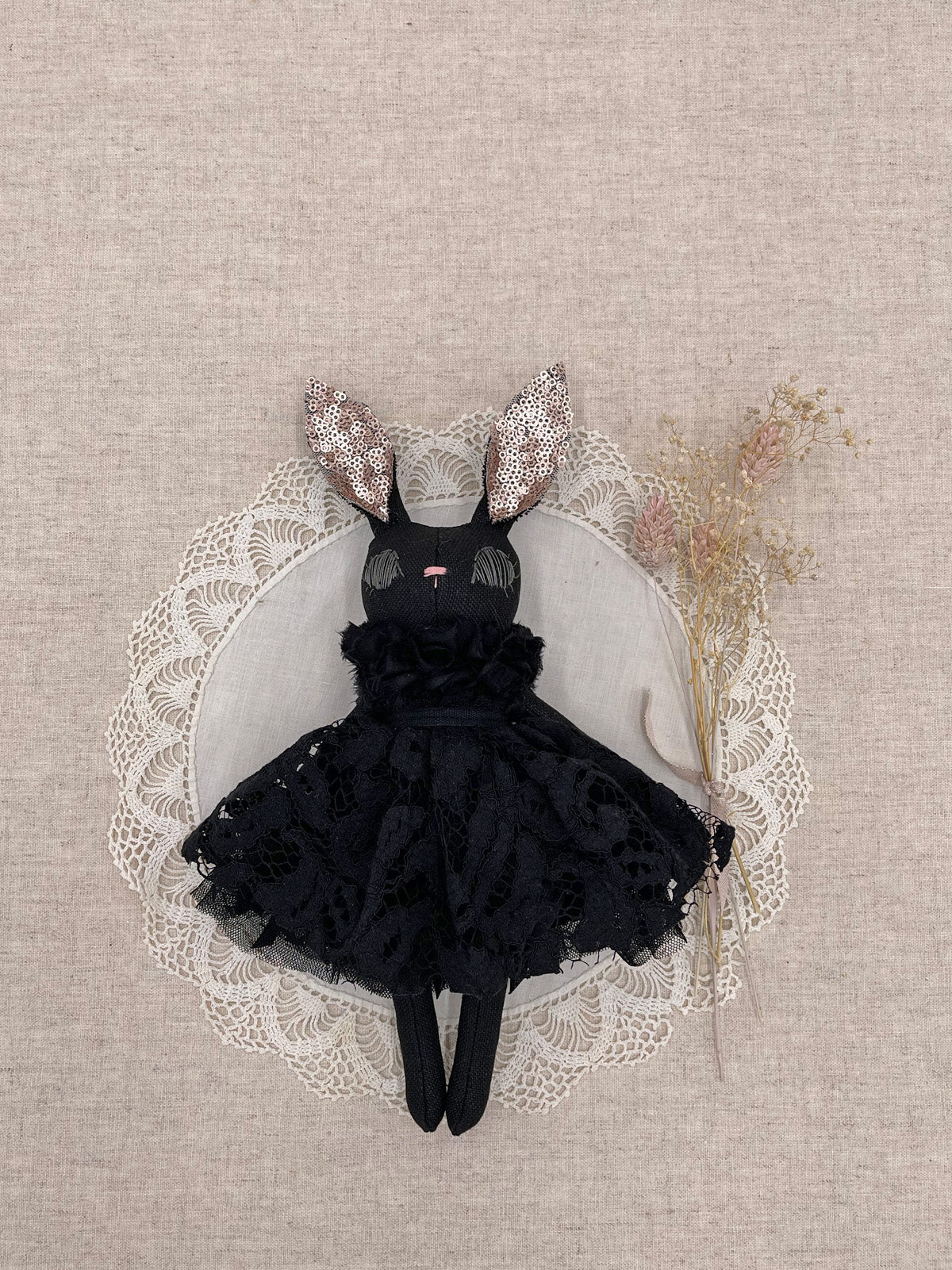 Lacey Couture Sparkle Bunny