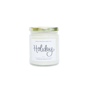 Sweet Water Decor - Holiday Soy Candle 9oz.