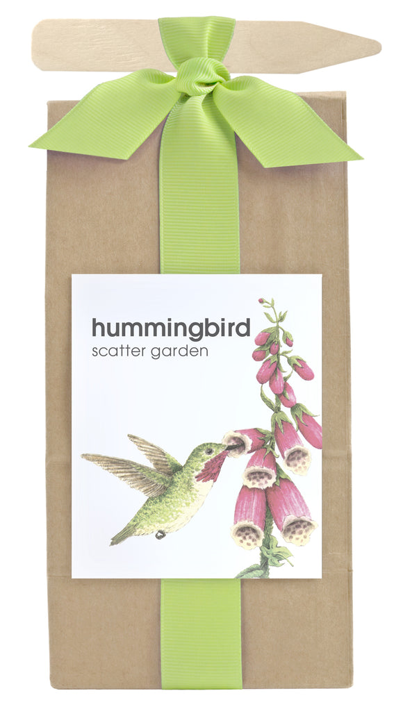 Potting Shed Creations - Scatter Garden - Hummingbird