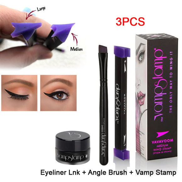 3 Piece Cat Eye Liner Set