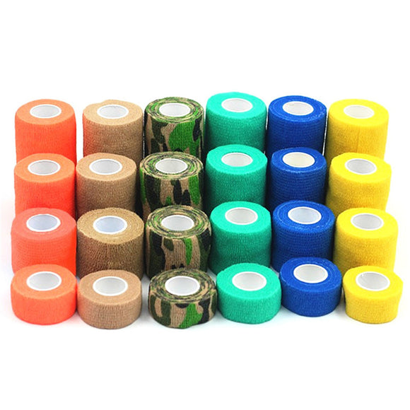 Elastic Colorful Pet Bandages