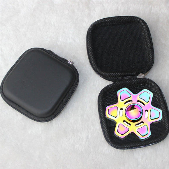 Fidget Spinner Pet Design with Carrying Case
