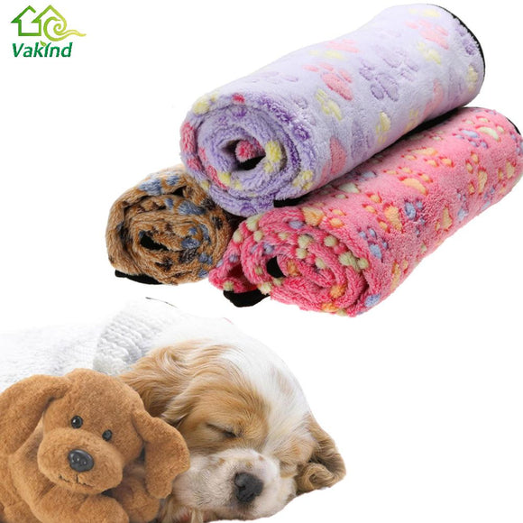 Warm Pet Bed Mat Cover