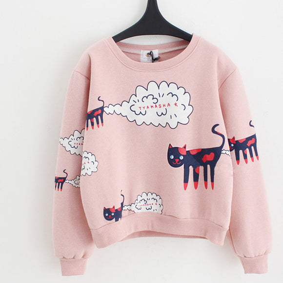 Ugly Cat Sweater Perfect for Ugly Sweater Parties