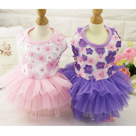 Pet Tutu Princess Dress Many Sizes