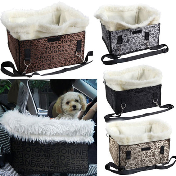 Waterproof Pet Carrier Tote Booster Seat