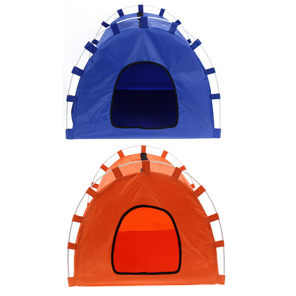 Foldable Pet House Tent