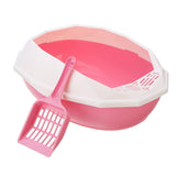 Cat Basin Litterbox Tray and Scooper