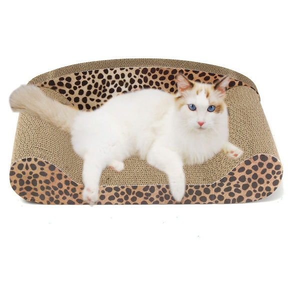Pet Scratching Pad And Bed