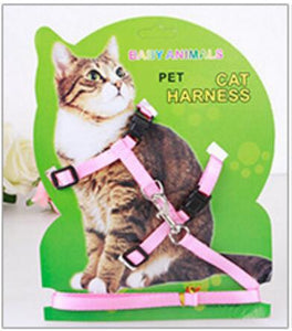 Pet Harness And Adjustable Leash