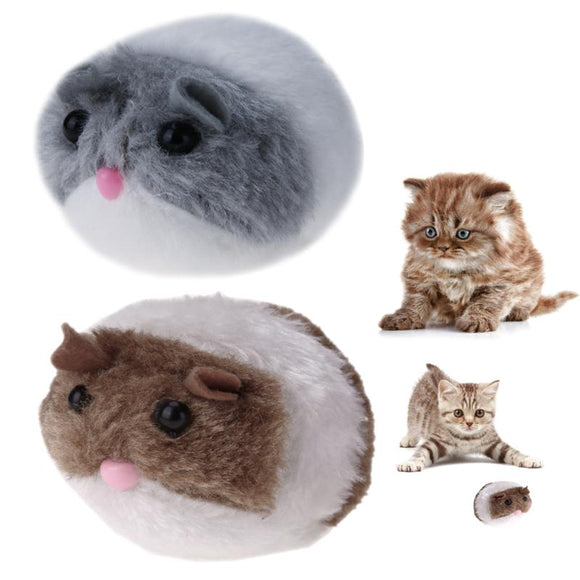 Fun Pulling Chain Shake Mouse For Cats Kittens 2 Pack!!