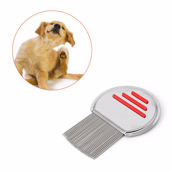 Pet Comb Flea Detection Brush