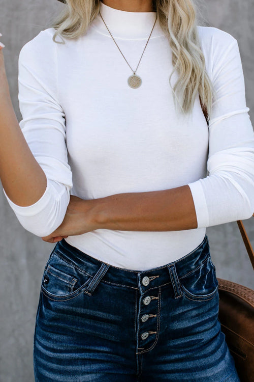 Basics Upstage Long Sleeve Top - 3 Colors