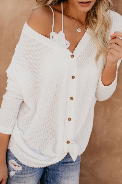 Cozy Days Soft Causal Knitwear - 4 Colors