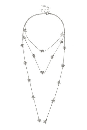 Starry Layered Necklace