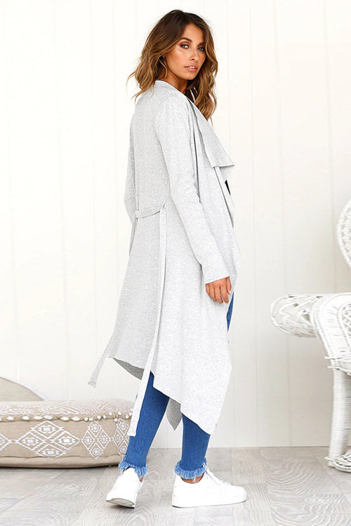 Lucky Break Tied-Up Trench Coat - 6 Colors