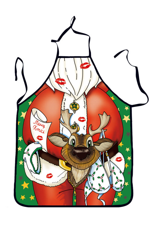 Christmas Series Cook Apron