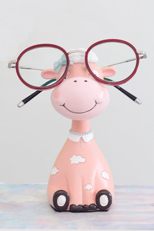 Lovely Sheep Resin Glasses Rack