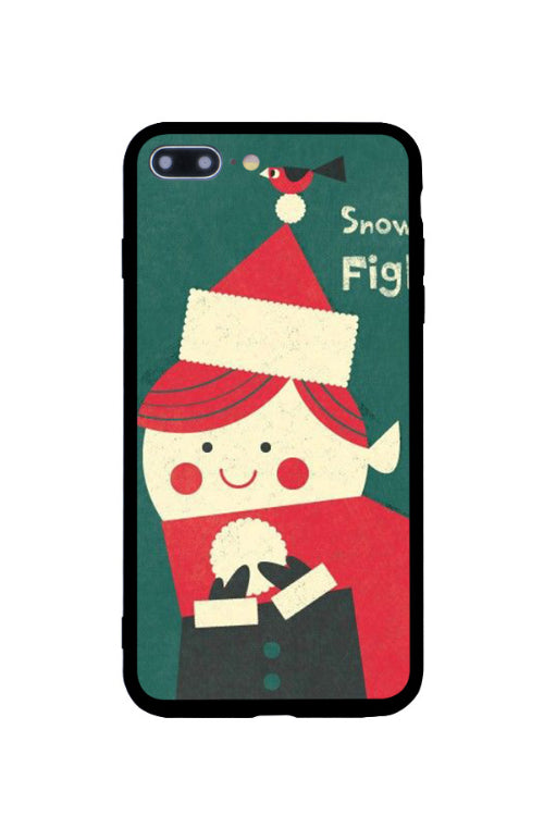 Merry Christmas Series IPhone Case