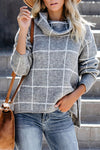 Cozy Attitude Cross-Front Knit Top - 3 Colors