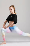 Yoga Rainbow Leggings