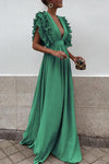 Vine and Dandy Elegant Maxi Dress - 6 Colors