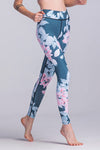 Yoga Floral Print Leggings
