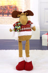 Elastic Christmas Plush Toy