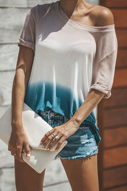 Perfectly Laid Back Tie-Dye Tee - 3 Colors