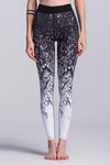 Yoga Snowflake Leggings