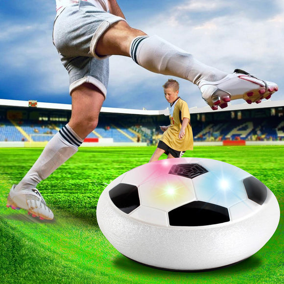 Soccer Hover Ball with LED Lights