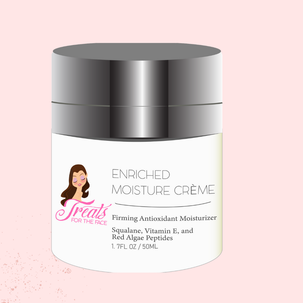 Enriched Moisture Crème-Treats for the Face Cosmetics
