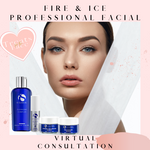 Fire & Ice Facial Home Kit-Treats for the Face Cosmetics