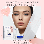SMOOTH & SOOTHE FACIAL KIT AT HOME-Treats for the Face Cosmetics
