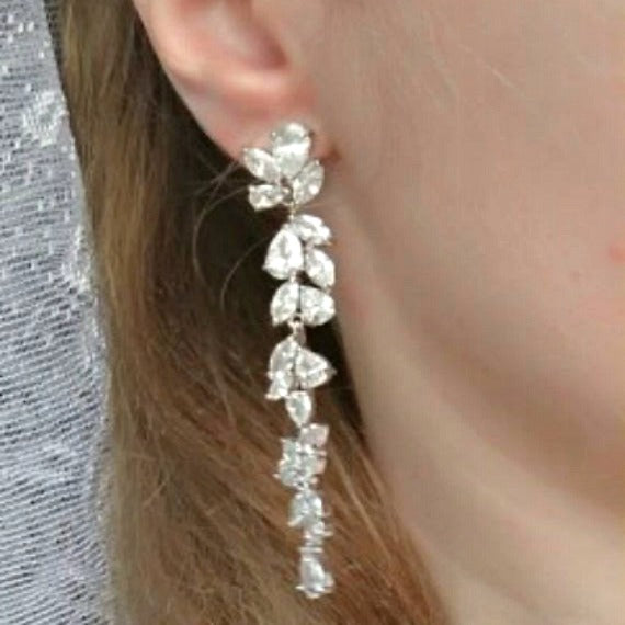 bridesmaid earrings jewelry